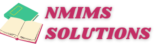 NMIMS Solutions